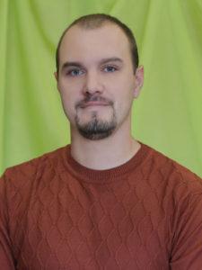 Заведующий службой технического обеспечения - Александр Александрович Еськов