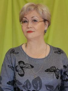 Заведующая отделом методической и информационно-аналитической работы - Ираида Петровна Тришкова