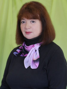 хормейстер, заслуженный работник культуры - Лариса Павловна Полякова