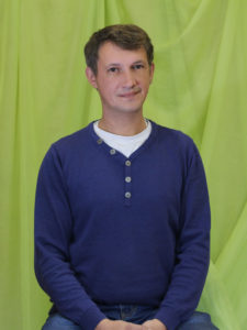 Заведующий студией звукозаписи - Андрей Андреевич Синчук